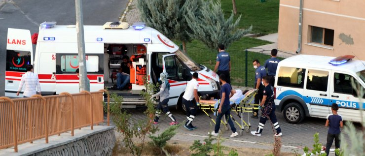 Kayseri'de borç- alacak kavgası: 2 yaralı