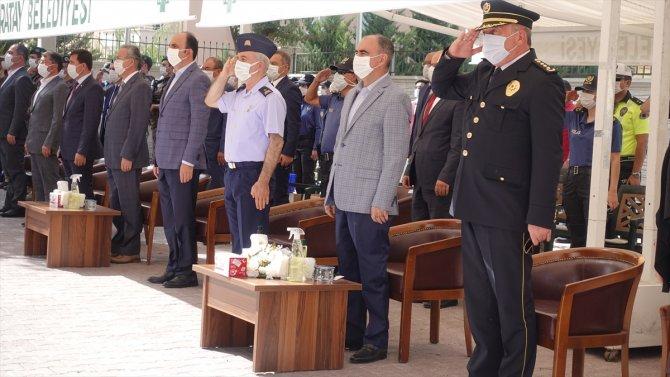Şehit Güdendede'nin ismi Konya'daki polis merkezi amirliğinde yaşayacak