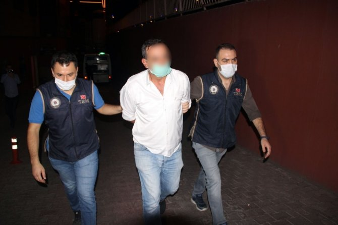 Sosyal medyada terör örgütünü öven şahıs gözaltına alındı