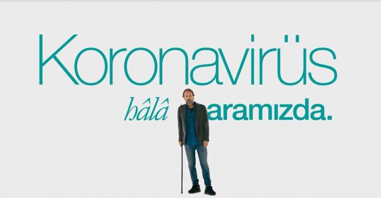 Sağlık Bakanlığı'ndan koronavirüse karşı yeni kamu spotları