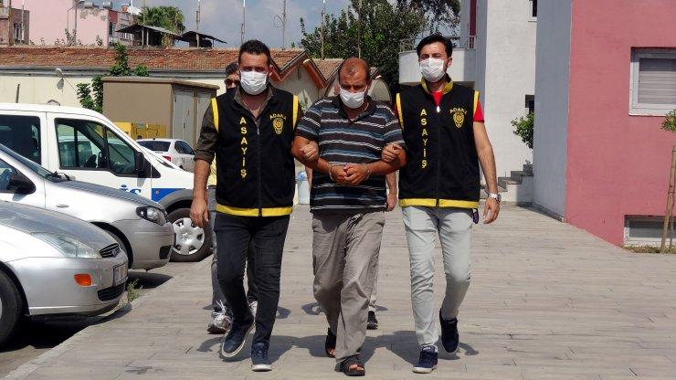 Adana'da 31 yıl 7 ay hapis cezasıyla aranan hükümlü yakalandı