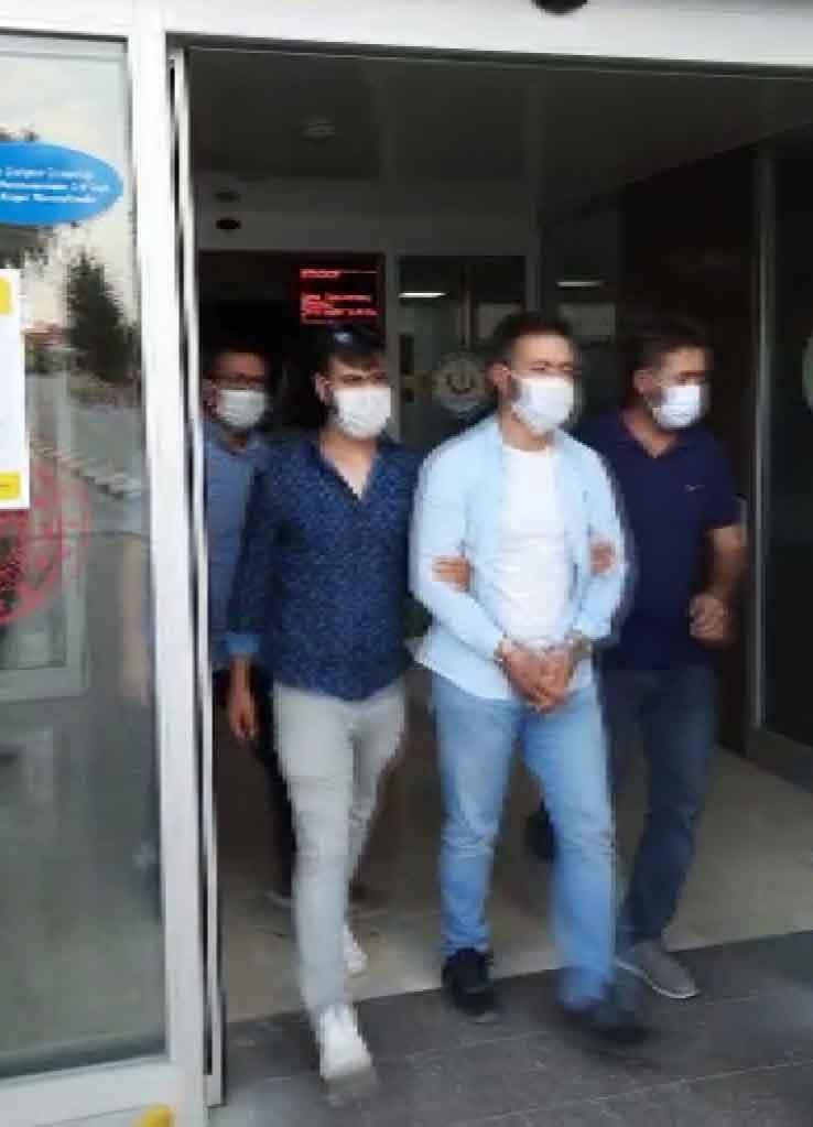 Konya'da 42 yıl kesinleşmiş hapis cezası bulunan cezaevi firarisi operasyonla yakalandı