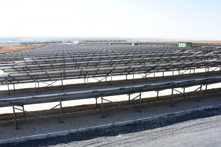 Niğde OSB, güneş enerjisinden 3 yılda 4,5 milyon dolar gelir sağladı