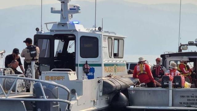 ABD'de boğulan adamın cesedi 450 metre derinlikten çıkarıldı