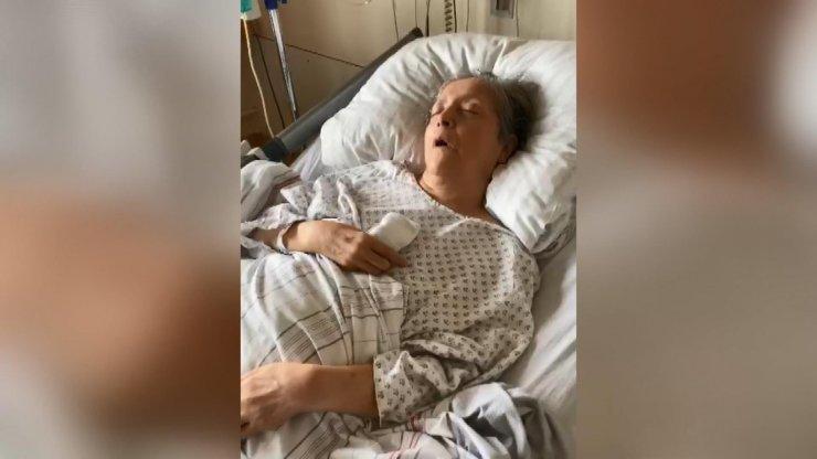 Almanya'da hastanede yatan gurbetçi yardım bekliyor