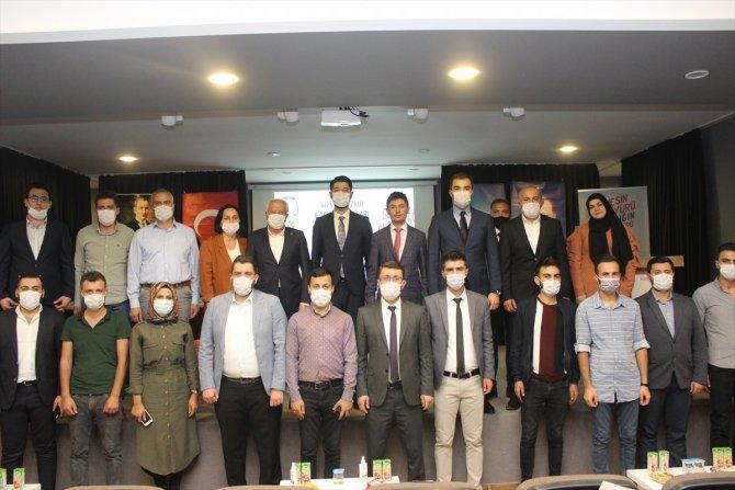 AK Parti Bozkır İlçe Gençlik Kollarının6. Olağan Kongresi yapıldı