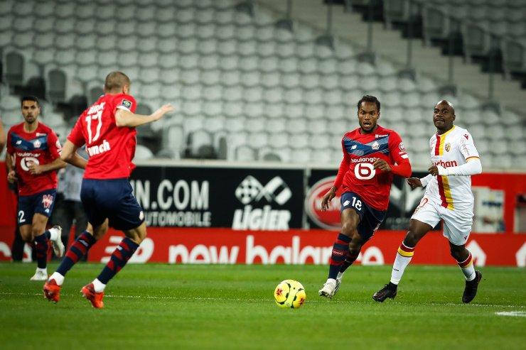Millilerin performansı Lille'i liderliğe taşıdı