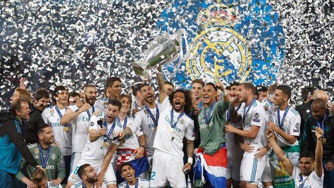 UEFA Şampiyonlar Ligi'nin en başarılısı o takım