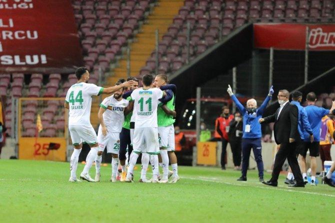 Ligin en çok gol atan takımı Alanyaspor