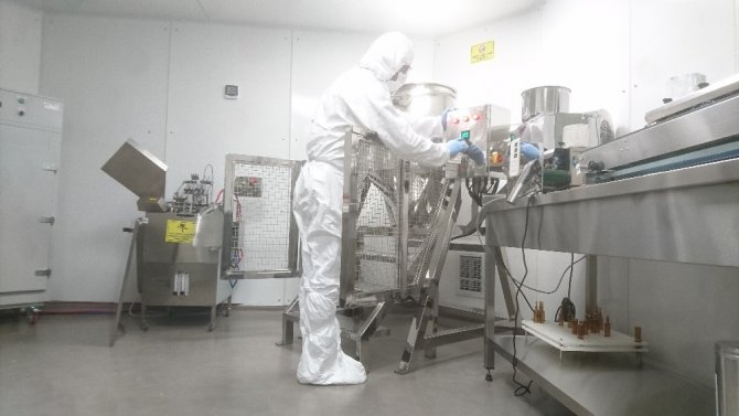 Yerli antibiyotikli kemik çimentosu Sağlık Bakanlığı'ndan onay aldı