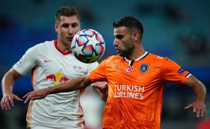 Başakşehir Şampiyonlar Ligi'nde kaybetti