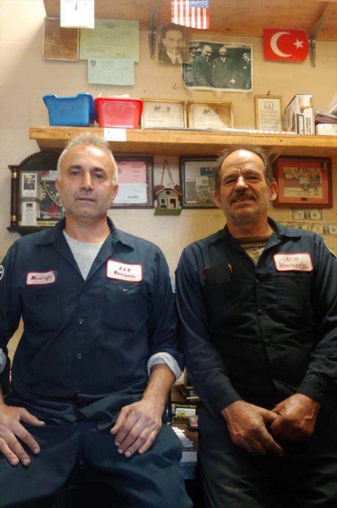 ABD'de boğulmak üzere olan çifti bir Türk kurtardı