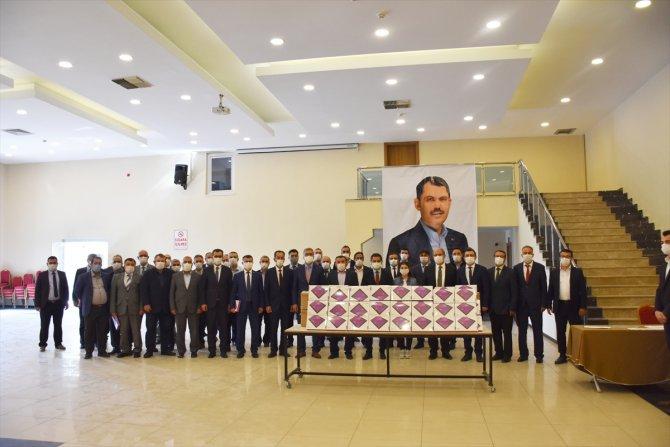 Bakan Kurum talimat vermişti, okul müdürlerine teslim edildi