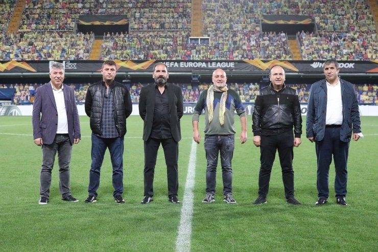 Sivasspor, Villarreal maçına hazır