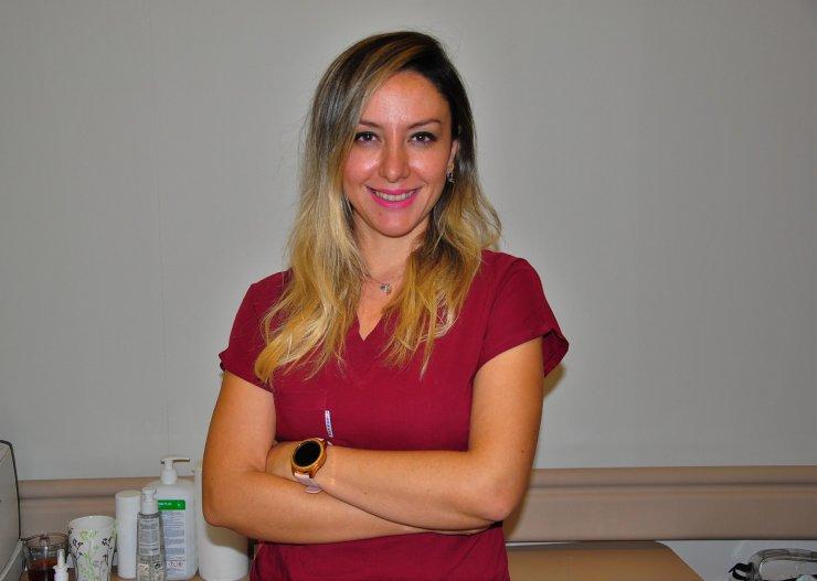 Uzm. Dr. Çelen: Ortak alanlar, mantar bulaşması açısından riskli