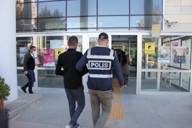 Aydın'da 1 günde 12 kişi yakalandı