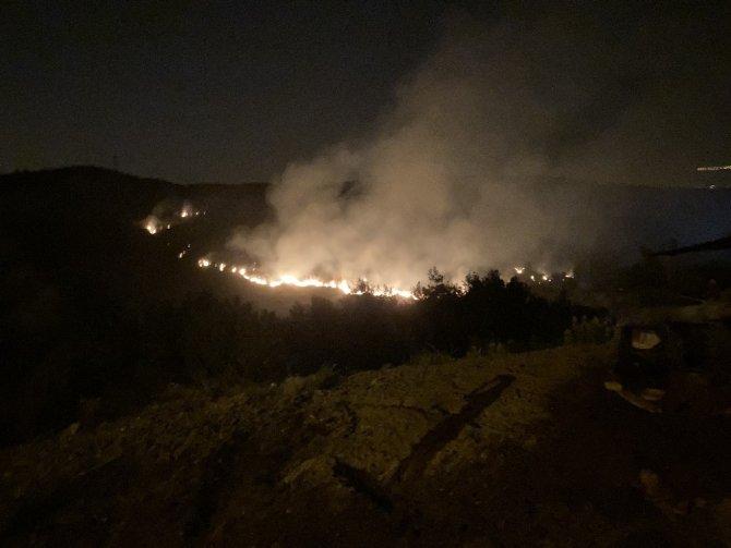 Hatay'da yangın kontrol altına alındı