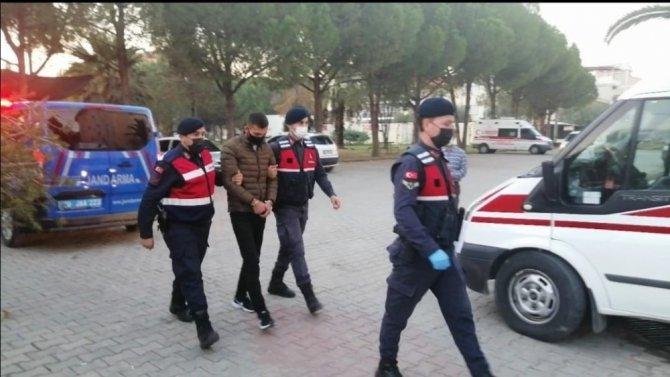 2 ilde 150 bin lira dolandıran sahte jandarma yakalandı