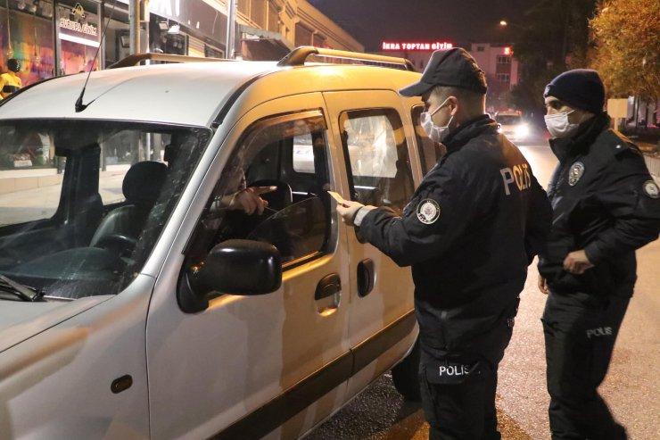 Şanlıurfa'da yasak başladı sokaklar boşaldı