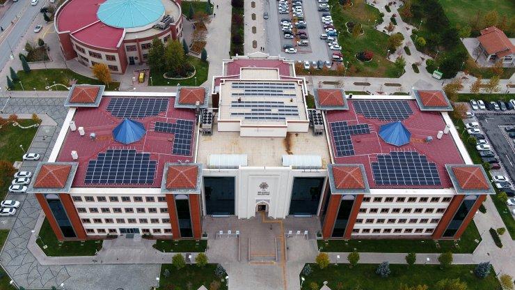 Selçuklu Belediyesi, güneş enerji santraliyle elektriğin yüzde 15'ini karşılayacak