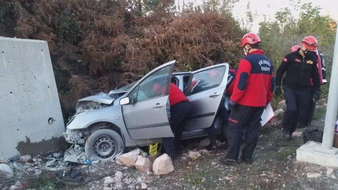 Feci kazada 3 kişi hayatını kaybetti