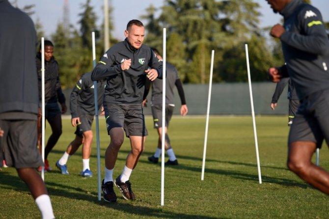 Denizlispor, Başakşehir maçının hazırlıklarına başladı