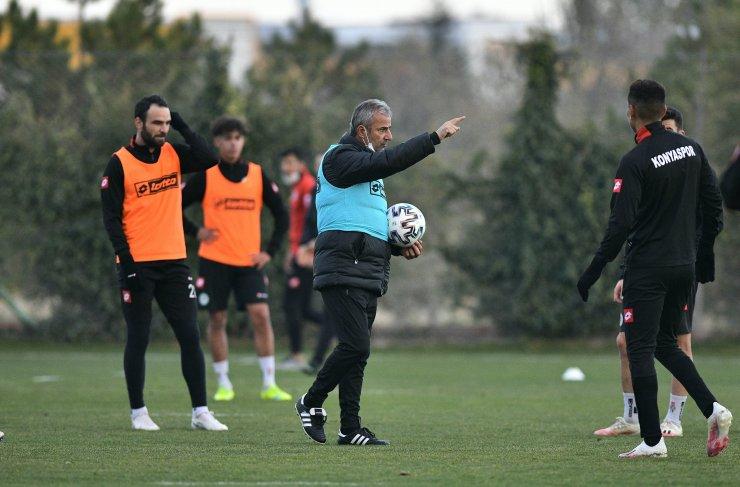 İttifak Holding Konyaspor'da hazırlıklar sürüyor