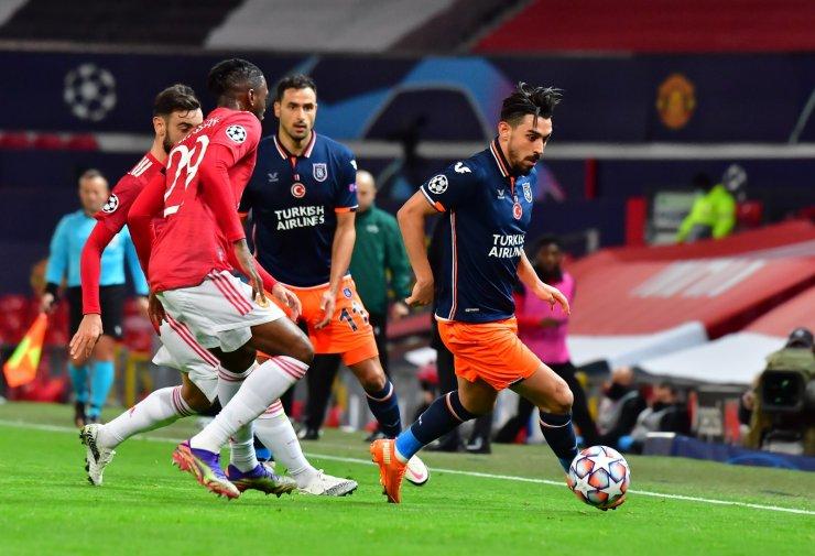 Manchester United - İstanbul Başakşehir: 4-1