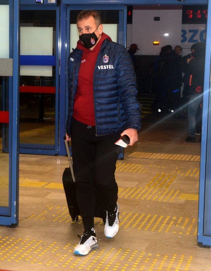Trabzonspor, Ankara'ya gitti