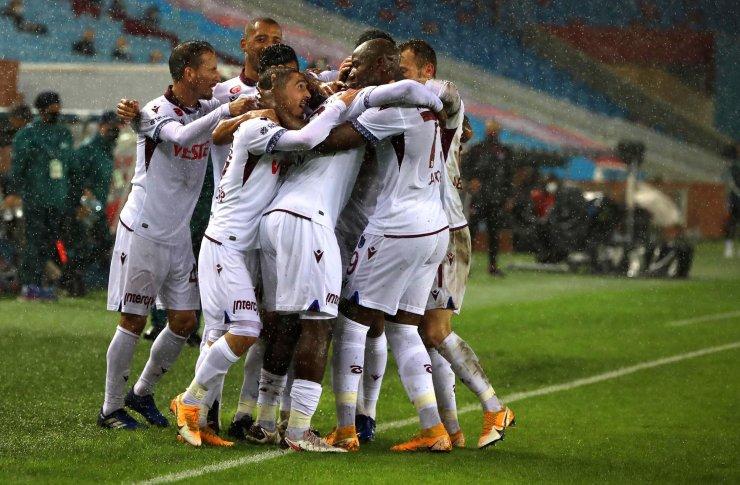 Trabzonspor'da hedef galibiyet serisi