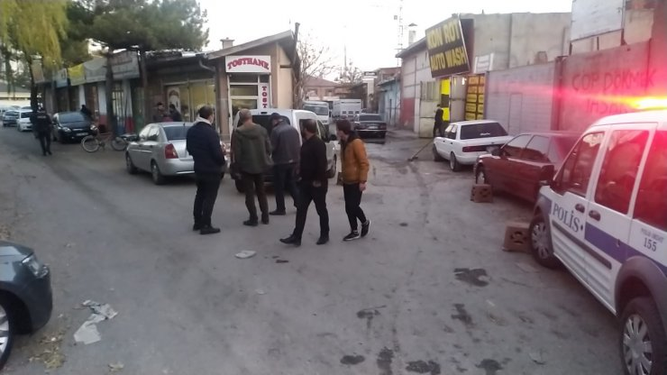 Konya'da oto yıkamacıda silahlı saldırı! 1 ölü, 2 yaralı