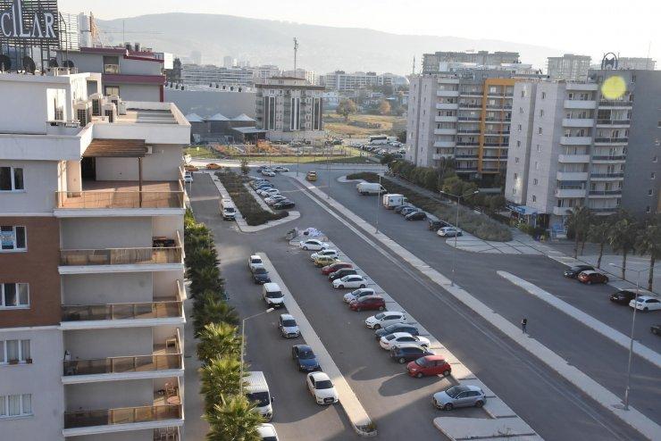 Depremin vurduğu Bayraklı'ya komşu ilçedeki bölgede boş daire kalmadı