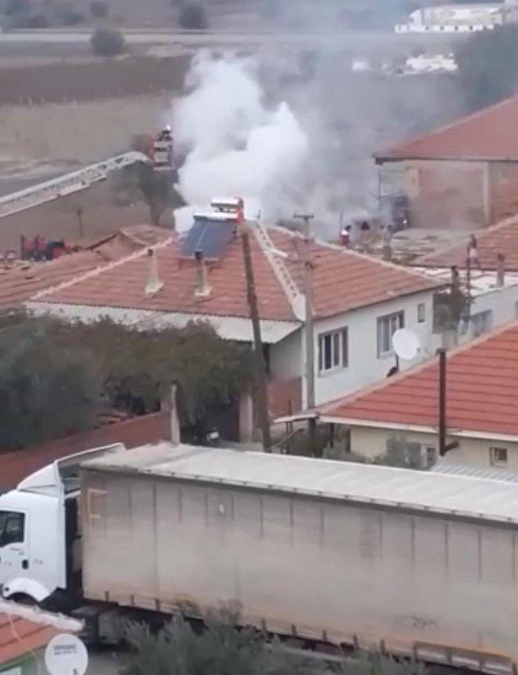 Yalnız yaşayan yaşlı kadın, evinde çıkan yangında öldü