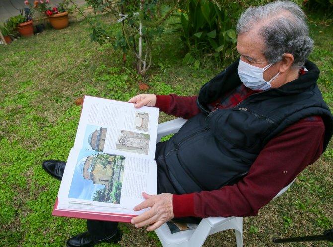 Ata yadigarı türbelere adanan bir ömür: Prof. Dr. Hakkı Önkal