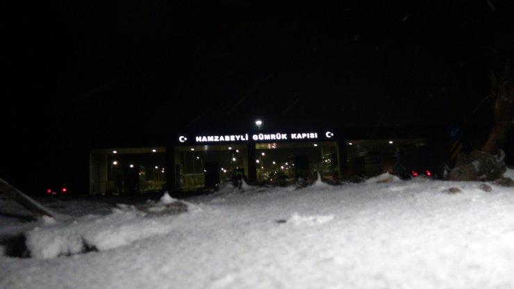 Kar, Balkanlar'dan giriş yaptı