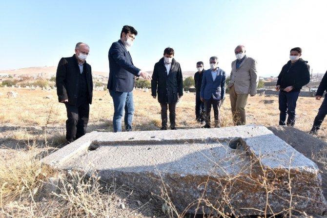 """Konya'da """"Savatra Antik Kenti"""" gün yüzüne çıkarılıyor"""