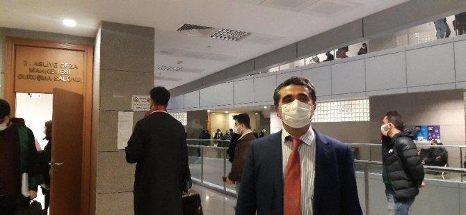 Hakime hakaret ettiği iddia edilen Nagehan Alçı'nın yargılanmasına başlandı