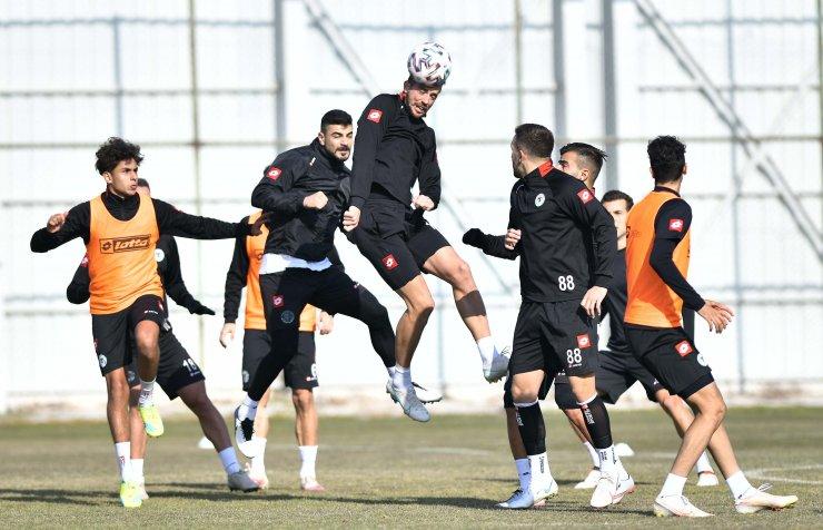 İttifak Holding Konyaspor'da sakatlık şoku