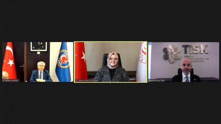Bakan Selçuk: Asgari Ücret Tespit Komisyonu'nun ilk toplantısını gerçekleştirdik