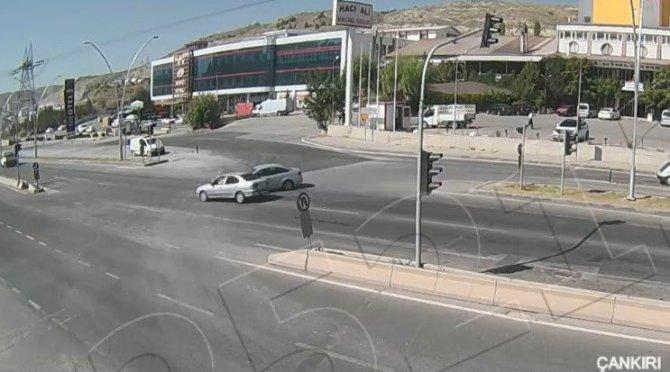 Trafik kazalarında 'ışık' ihlali
