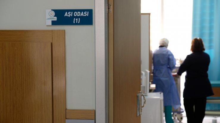 Konya'da koronavirüs aşı odaları hazır