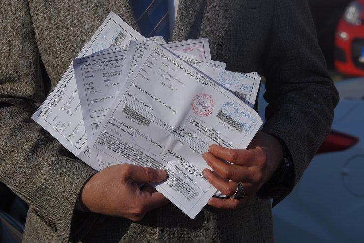 Trafik cezası artık araç kiralayana yazılacak