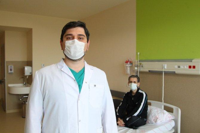 Konya Şehir Hastanesi'nde ilk kez kapalı pankreas kanseri ameliyatı yapıldı