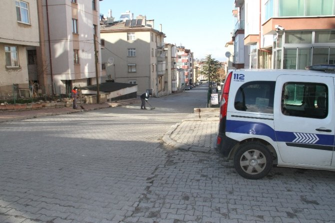 Konya'da mutfak tüpü bomba gibi patladı!