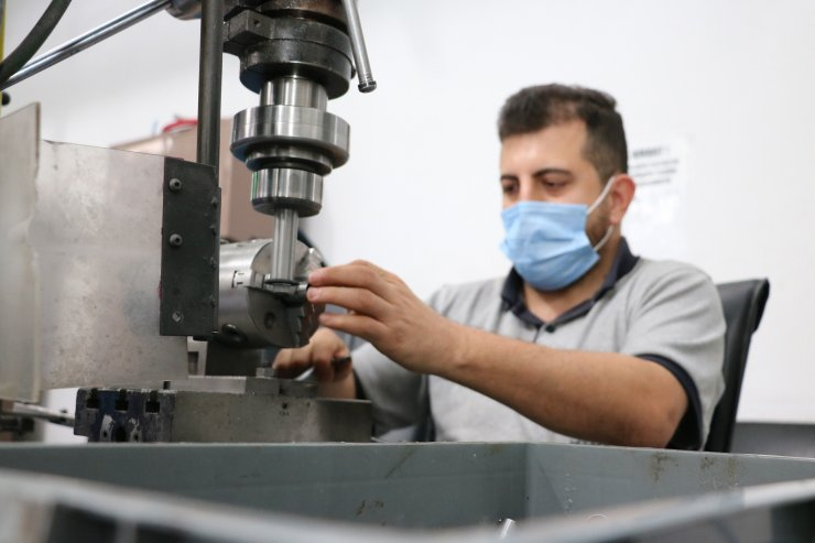 Konya'nın Huğlu Mahallesi'nden25milyon dolarlık av tüfeği ihracatı