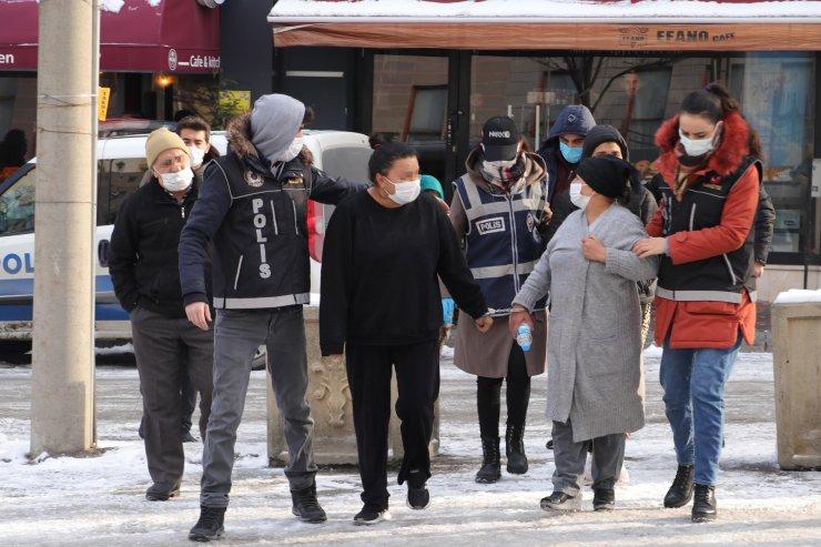 Eskişehir'de uyuşturucu operasyonuna 6 tutuklama