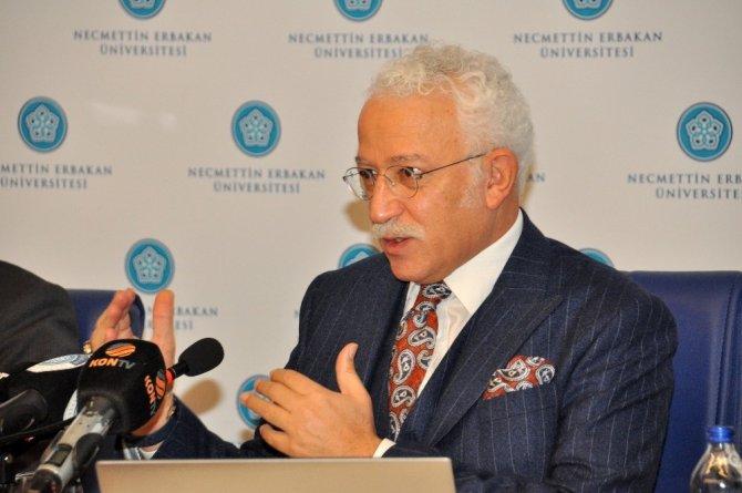 """NEÜ Rektörü Prof. Dr. Zorlu: """"Yükseköğrenimde marka olacağız"""""""