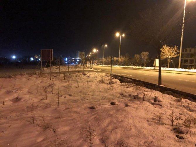 Ankara buz tuttu, hava sıcaklığı -17 dereceye kadar düştü