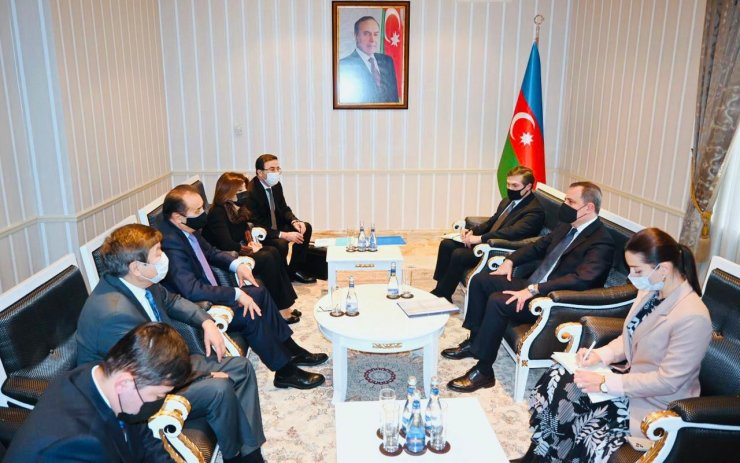 Azerbaycan Cumhurbaşkanı Aliyev'den TÜRKSOY'a teşekkür