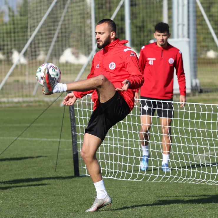 Antalyaspor'da hedef Konya'da galibiyet